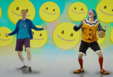 Nunn- Sports Clown